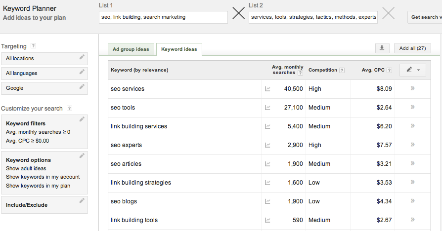 how to keyword Research for micro niche sites