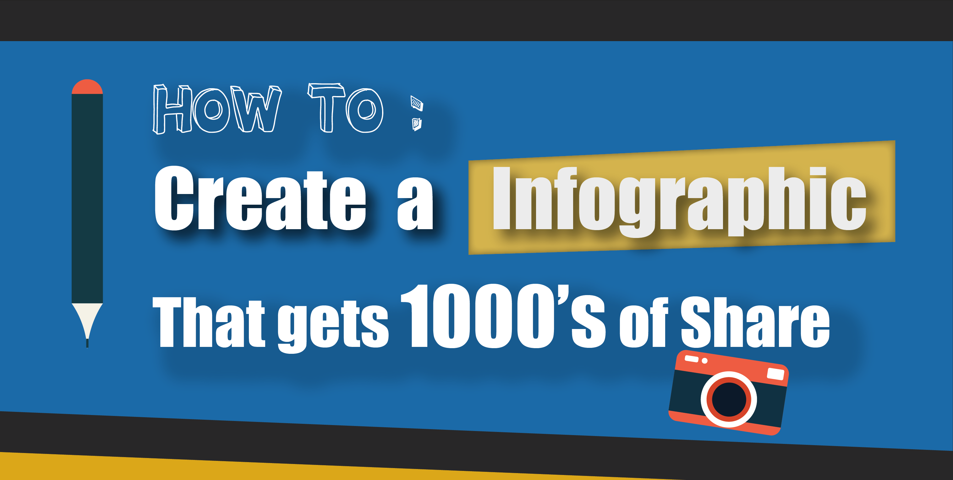 How to Create A Infographic That Get 1000's Of Share ...