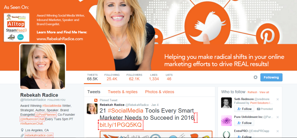 How to create Twitter Profile