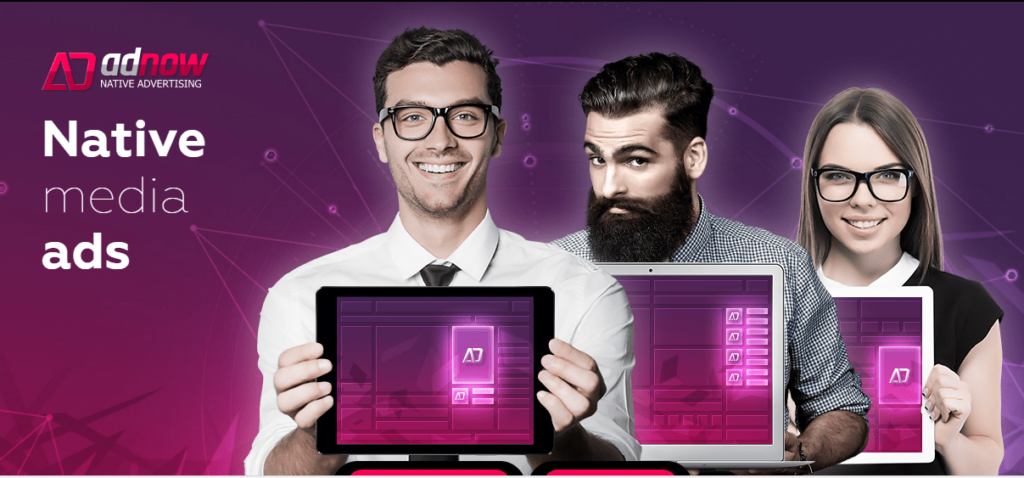 adnow review native ads