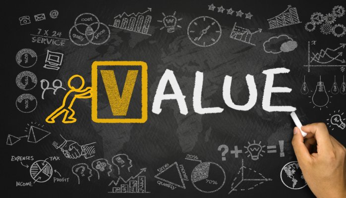 Investment Tips Focus on Values