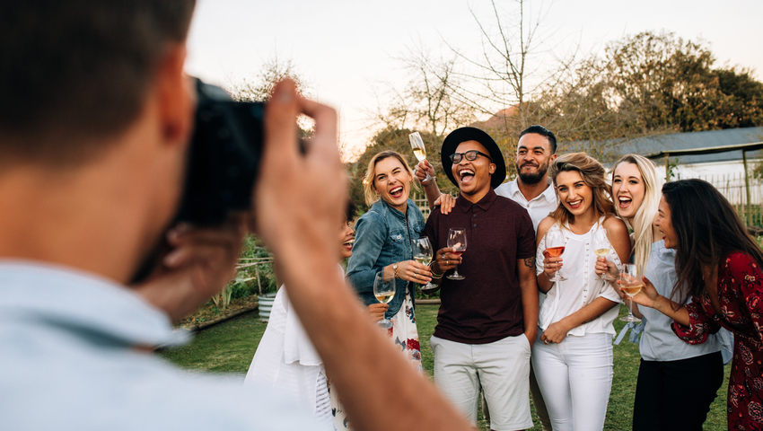 Make Money from Event Photography